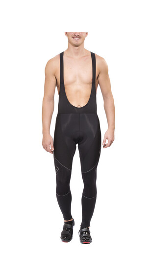 Craft Puncheur Thermal Bib Long Tights with Pad Men black